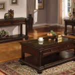 Anondale Collection Living Table Set