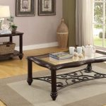 Aziz Collection Living Table Set