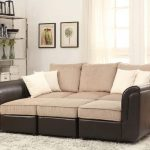Caisy Brown Sectional Sofa
