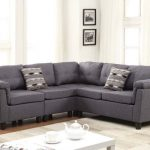 Cleavon Gray Sectional Sofa