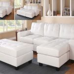Lyssa White Sectional Sofa