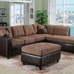 Milano Saddle Sectional Sofa