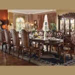 Vendome Collection Cherry Dining Set