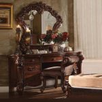 Vendome Collection Cherry Vanity Set