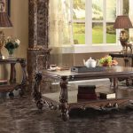 Versailles Collection COD Living Table Set