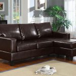Vogue Espresso Sectional Sofa